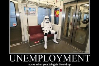 Star Wars Unemployment