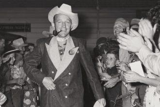 Bing Crosby 1951 Canadian Tuxedo