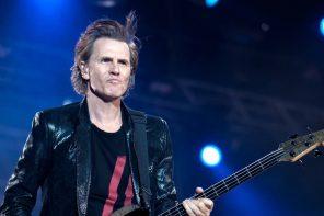 Duran Duran bassist John Taylor