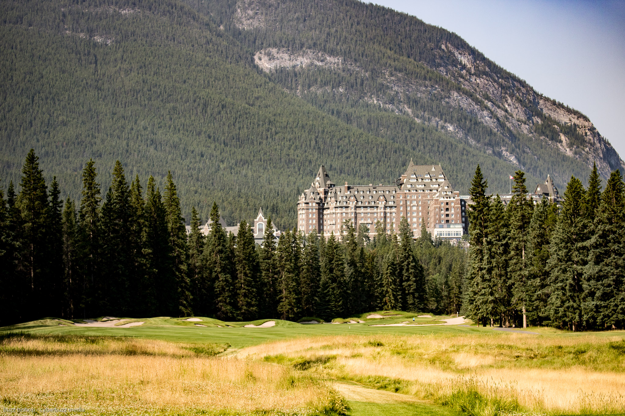 Tee Time 6 Banff Springs Golf Course The Blog