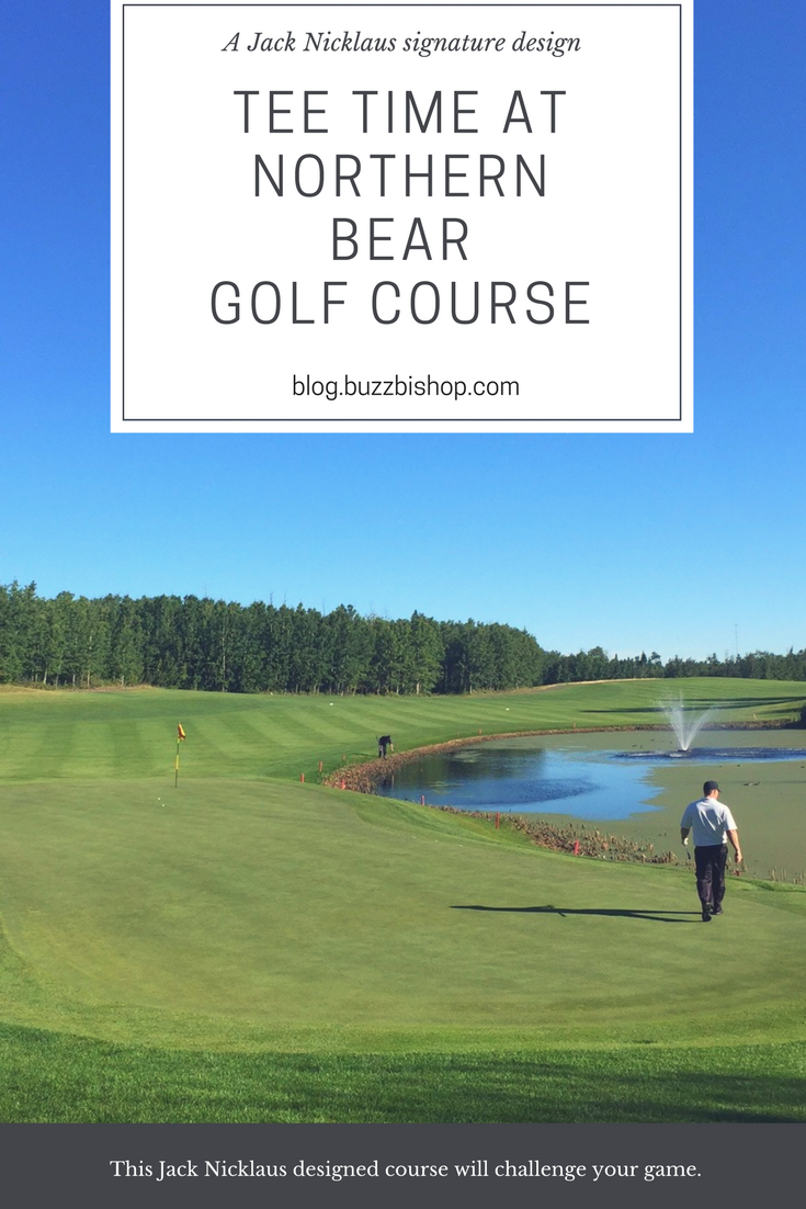 A review of the Jack Nicklaus Designed Northern Bear golf course.